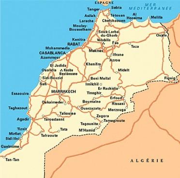 Mappa-Marocco small