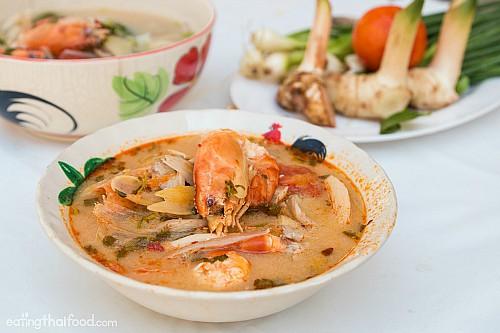 Tom Yum Soup small