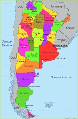 mappa-argentina small