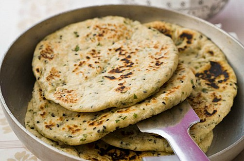 Naan-bread small
